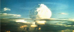 ¿Qué pasaría si todas las bombas nucleares fueran detonadas?
