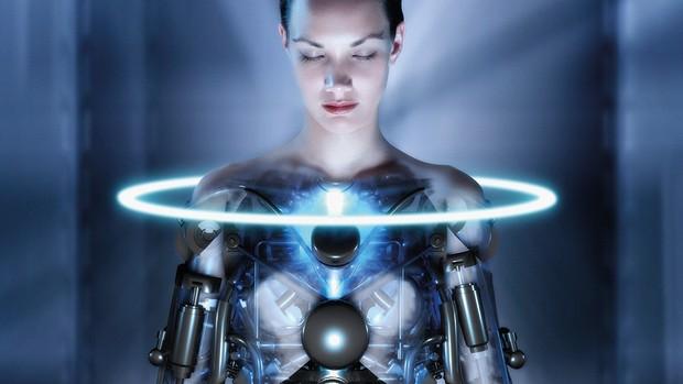 Modificación corporal futurista © Getty Images