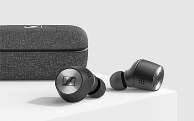 Sennheiser Momentum True Wireless 2 (los mejores auriculares inalámbricos)
