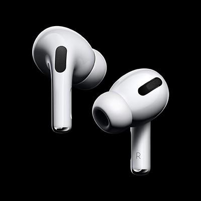 Apple AirPods Pro (los mejores auriculares inalámbricos)