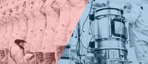 Elaboración de carne artificial, la ciencia de los alimentos sintéticos