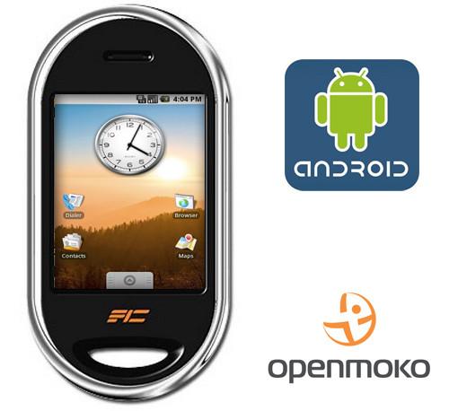 OpenMoko, la siguiente en preparar un teléfono Android