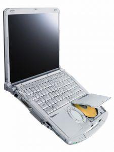 Actualidad Tecnologica – Portátiles todoterreno Toughbook Executive CF-F8, CF-W8 y CF-T8