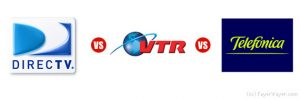 Actualidad Tecnologica – FWLabs: VTR versus Telefónica versus DirecTV