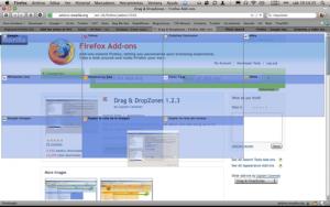 Drag & Dropzones: realizando acciones al arrastrar texto/imágenes desde Firefox