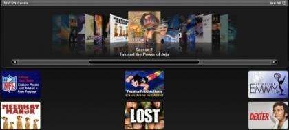 iTunes TV
