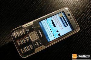 Actualidad Tecnologica – FW Labs: Nokia N82 a primera vista