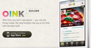 Oink, reseñas de lugares de manera única » Actualidad Tecnológica
