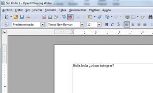 Actualidad Tecnologica – OpenOffice 3 y el software libre ante la nube
