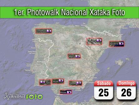 Photowalk Xataka