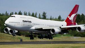 Qantas alarga el periodo de pruebas de su cobertura móvil aérea