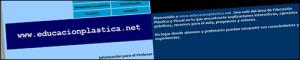 Educacionplastica.net, geometría, arte y dibujo en la red