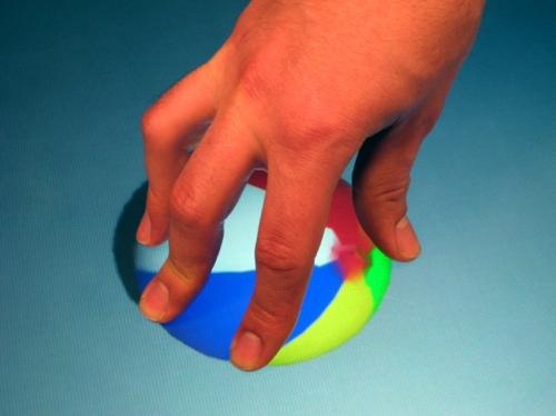 Microsoft tactil