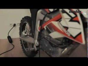 VR Cross, moto eléctrica de campo